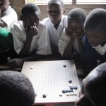 Детское Го в Африке, старшая группа, Танзания
