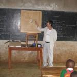 Преподавание Го в Африке